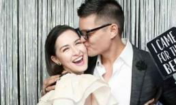 Đi đám cưới nhà người ta, vợ chồng 'Mỹ nhân đẹp nhất Philippines' gây sốt vì quá tình tứ