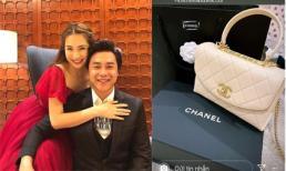 Hậu bị chê 'ăn bám', Hòa Minzy được bạn trai tặng quà 'khủng'