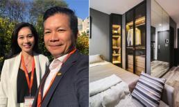 Ngắm không gian căn hộ của Shark Hưng và vợ Á hậu