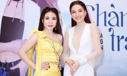 Á hậu Doanh nhân Việt Nam Phan Phương chúc mừng Saka Trương Tuyền ra mắt MV 'Chàng trai khó tính'