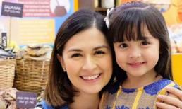 Học 'Mỹ nhân đẹp nhất Philippines' cách dạy con biết tự lập ngay từ khi còn nhỏ