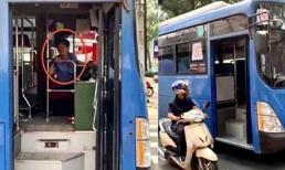 Tài xế xe buýt nhổ nước bọt vào người đi đường bị sa thải, không tuyển lại trên toàn hệ thống