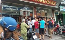 Nhận diện đối tượng dùng súng cướp tiệm vàng ở Quảng Ninh