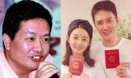 Blogger nổi tiếng tuyên bố Triệu Lệ Dĩnh - Phùng Thiệu Phong sẽ ly hôn trước năm 2023 với một lời hứa không ai dám làm