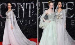 Angelina Jolie như tiên nữ giáng trần 'chặt đẹp' bạn diễn trẻ tuổi trên thảm đỏ