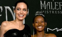 Mới 14 tuổi, con gái Angelina Jolie đã mở dòng trang sức riêng