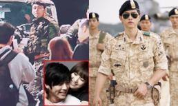 Nối gót Song Joong Ki, 'tình cũ Song Hye Kyo' cũng sắm vai quân nhân siêu đẹp trai trong phim mới