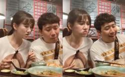 Bị Trấn Thành 'cà khịa' trên bàn ăn, Hari Won đáp trả phát nào ra phát nấy