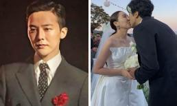 G-Dragon cực bảnh bao trong đám cưới của chị gái và nam tài tử 18+