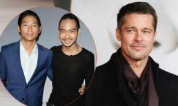 Bị cậu cả 'cạch mặt', Brad Pitt hy vọng nối lại quan hệ với con trai nuôi gốc Việt
