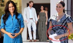 'Chạy đua' với chị dâu Kate thành công, Meghan mang bầu lần 2 và rậm rịch rời khỏi nước Anh?