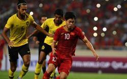 HLV Park Hang-seo hết lời khen ngợi Công Phượng sau trận thắng Malaysia