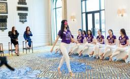 Thúy Vân catwalk gây thất vọng tại 'Tôi là Hoa hậu Hoàn vũ Việt Nam 2019', khiến giám khảo nổi cáu