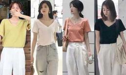 Học ngay cách phối đồ với áo phông từ đơn giản đến cá tính để luôn xinh tươi mỗi lần xuống phố