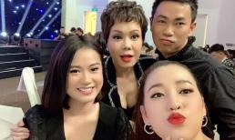 Việt Hương khoe vòng một ngồn ngộn trong ngày sinh nhật