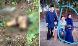 Vụ án gây rúng động: Chồng sát hại vợ cùng con riêng của cô nhưng hành động sau đó mới rùng mình kinh hãi, mất hết nhân tính
