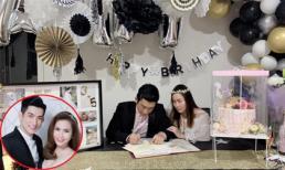 Nợ nần 'ngập đầu', Bảo Duy vẫn tổ chức sinh nhật hoành tráng cho vợ ba