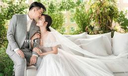 Trọn vẹn bộ ảnh cưới 'đẹp xỉu' của Đông Nhi và Ông Cao Thắng khiến fan đếm ngược ngày trọng đại