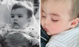 Quý tử nhà 'Mỹ nhân đẹp nhất Philippines' cực kháu khỉnh khi tròn 6 tháng tuổi