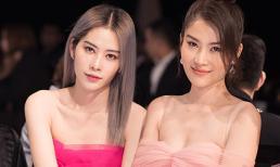 Nam Em cá tính diện váy xẻ đùi, Nam Anh ngọt ngào tựa 'ngọc nữ'