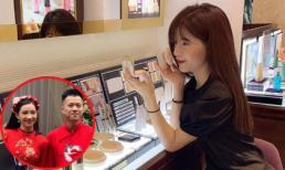 Phản ứng của Thu Lu khi chồng cũ Huy DX tổ chức đám hỏi rình rang với Lưu Đê Ly