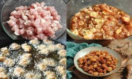 Cách làm thịt lợn chua ngọt kiểu mới, thơm ngon nức mũi ăn hoài không chán