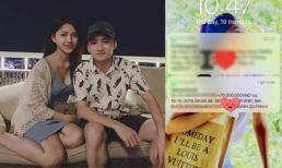 Phan Mạnh Quỳnh tặng bạn gái 70 triệu đồng nhân ngày 20/10