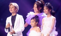 Bảo Hân 'Về nhà đi con' khoe giọng hát siêu ngọt cùng Phạm Quỳnh Anh và học trò