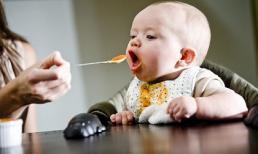 'Há miệng to ra nào' - câu nói sai lầm khi cho trẻ ăn của các bà mẹ đang làm hại con