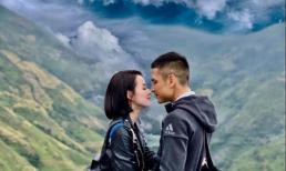 Rủ chồng thiếu gia lên núi ngắm mây nhưng Tâm Tít khẳng định: 'Em ngắm có mỗi anh'