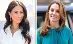 Sau khi em dâu Meghan Markle phát biểu chấn động về Hoàng gia, Công nương Kate có hành động gây bất ngờ nhưng sâu cay