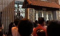 Người đàn ông chết ngạt khi thau rửa bể nước ở Hoàng Mai
