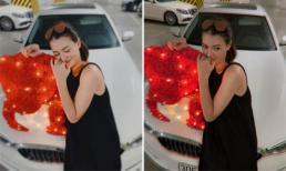 Từ Nga trở về Việt Nam, Hồng Quế được bạn trai tặng quà bất ngờ