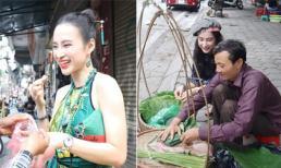 Nhìn ảnh Angela Phương Trinh ở Hà Nội: Người chê make-up 7749 lần, kẻ hỏi 'không biết lạnh à?'