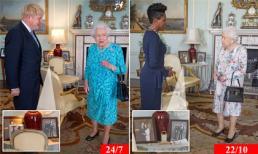 Hoàng tử Harry và Meghan Markle khiến 'gia đình Hoàng gia bị sốc', Nữ hoàng lập tức cho 'bay màu' ảnh hai vợ chồng trong cung điện