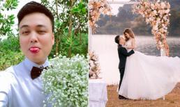 Cận kề hôn lễ, rapper LiL Knight (LK) tung ảnh cưới ngọt ngào bên bạn gái hot girl