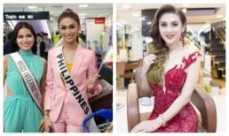 Mỹ nhân Philippines tại Hoa hậu Quốc tế khiến netizen xôn xao vì quá giống Lâm Khánh Chi, sự thật lại bất ngờ