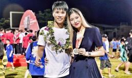 Bị chê làm màu, Vóc Đỗ - bạn gái hậu vệ CLB Hà Nội phản pháo