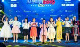 Chung kết cuộc thi Tìm kiếm Tài năng MC Nhí 2019: Cô 'lật đật' kiên cường Vũ Kim Anh xuất sắc dành giải Quán quân