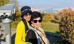 Đâu phải đợi Vu Lan mới báo hiếu, rảnh là Ốc Thanh Vân đưa mẹ đi du lịch vòng quanh châu Âu