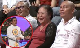 Bạn muốn hẹn hò: Lời đề nghị táo bạo của nhà trai khiến MC Quyền Linh giật mình hoảng hốt
