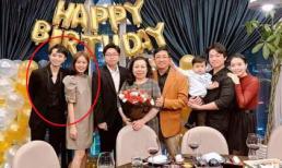Hoàng Thùy Linh tới mừng sinh nhật mẹ Gil Lê sau tin đồn hẹn hò