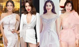 Ai xứng danh 'Nữ hoàng thảm đỏ' showbiz Việt tuần qua? (P128)