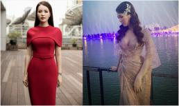 Hai phong cách ấn tượng của Á hậu Thuỵ Vân khi lên hình và dẫn event
