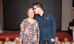 Ca sĩ Quang Dũng xúc động viết về má nhân dịp đón sinh nhật tuổi 80