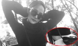 Park Min Young gây náo loạn vì ngồi vẫn không lộ mỡ bụng, lời đồn nhan sắc không giống như trên ảnh lập tức bị phản bác