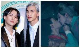 Nguyễn Trần Trung Quân: 'Tôi quay cảnh hôn Dennis Đặng 10 lần và là nụ hôn thật'