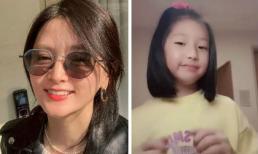 Lee Young Ae và con cái: Một bên tường thành nhan sắc, một bên Hoa hậu tương lai