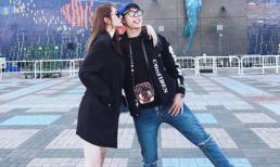 Linh Chi - Lâm Vinh Hải lần đầu đi du lịch Nhật Bản sau hơn 3 năm yêu