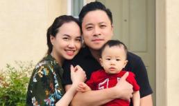 Đinh Ngọc Diệp tung những khoảnh khắc cực yêu của con trai nhân ngày sinh nhật 1 tuổi